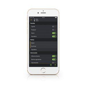 Aplikacja Integra Control